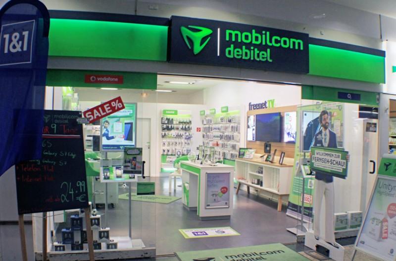 Mobilcom Debitel Marler Stern